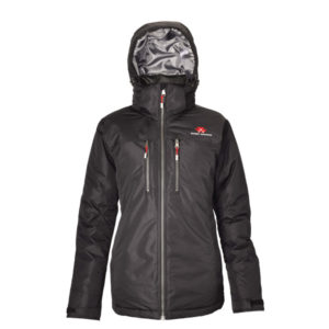 Outdoor jacket for women
