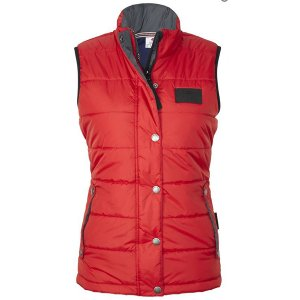 Quilted gilet for women
