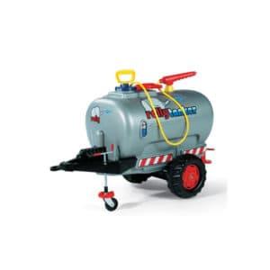 Tankwagen mit Pumpe
