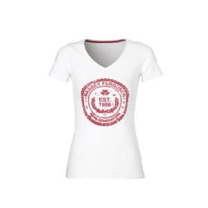 Tailliertes T-Shirt für Damen