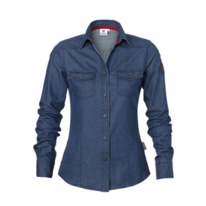 Jeans shirt for women