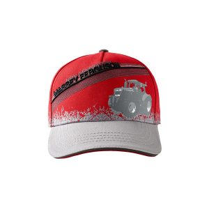 Red Kids' Cap