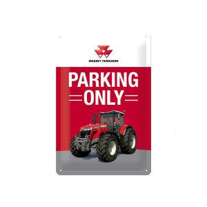 "MF ""Parking Only"" Schild"