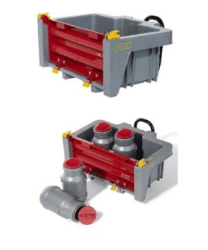 Anhänger für Pedaltraktor RollyBox