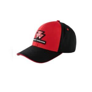 MF Kappe schwarz-rot