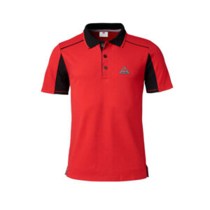 MENS RED POLO SHIRT